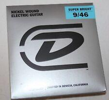 Dunlop Marcus Miller  Super Bright jeu de cordes pour guitare électrique 9/46