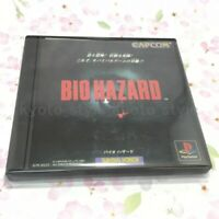USED PS1 PS PlayStation 1 Resident Evil (Biohazard)  54468 Japan Import