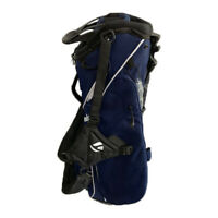 TaylorMade Golf College Carry Stand Bag - Navy