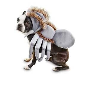 Petco Bootique Stuffed Spider Dog Costume Medium Halloween