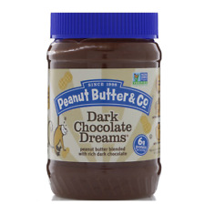 PEANUT BUTTER & CO. SMOOTH OPERATOR DARK CHOCOLATE GLUTEN FREE DAILY FOODS