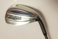 HOWSON ATTACKER MENS RIGHT HAND 56 DEGREE STEEL SHAFTED WEDGE BRAND NEW