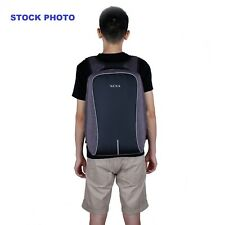 "Oxford Water Resistant Laptop Backpack Slim Anti Theft Travel Fits up 15.6"" READ"