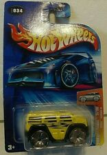 HOT WHEELS - 2004 FIRST EDITIONS - BLINGS HUMMER H3  #34/100