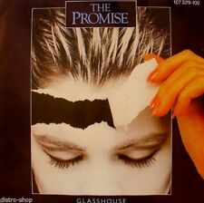 "7"" PROMISE The Glasshouse b/w Time To Speak New Wave Indie-Rock VIRGIN orig.1985"