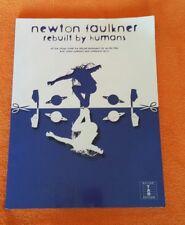 Newton Faulkner: Rebuilt By Humans. Guitar Tab Sheet Music 2009