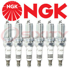 NGK 4469 LFR5AIX11 Iridium IX Spark Plugs 6 PC