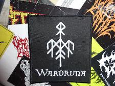 Wardruna Patch Black Metal Heilung Gorgoroth