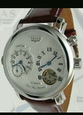 NEW TRIAS XL AUTOM: DUAL TIME:AUTOM; germany:1 EACH WACHT  ( only 1 on ebay)
