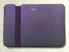 "Acme Made sleeve Apple MacBook Air 11"" case purple neoprene NEW"