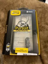 Otterbox Pursuit Series - Samsung Galaxy S9 plus - clear with black trim