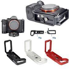 GABALE LB3 QR L-Bracket Plate Camera Grip Holder for Sony A7RIII A9 LCE-7RM3 #HU