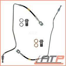 2x BRAKE LINE PIPE REAR LEFT RIGHT VW PASSAT 3B 3BG 1.6-2.8 1996-2005