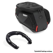 SW-Motech Pro City Sacoche pour Réservoir Kit Avec Bague de Kawasaki Ninja H2 SX