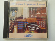 JOAN LIPPINCOTT <>  Organ Recital (Princeton University Chapel)  <> NM (CD)