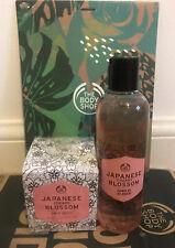 The Bodyshop Japanese Cherry Blossom Christmas Gift Set New