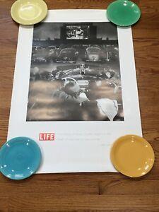 Life Magazine Willa Cather Poster Print 2004 JR Eyerman 1944 Eisenstaedt Movie