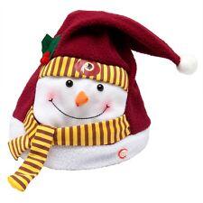 Washington Redskins - Snowman Musical Stocking Hat