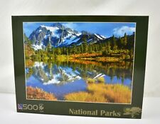 North Cascades National Parks 500 Piece Jigsaw Puzzle - NEW Sealed