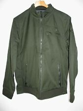 Mountain Hard Wear NEW Green Beemer Soft Shell Moto-Inspired Jacket Mens L NY14
