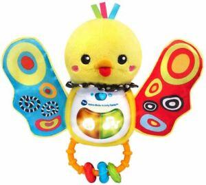 Vtech Baby Weich Singender Birdie Rassel Interaktiv Licht & Klang- Toy 6m + BN