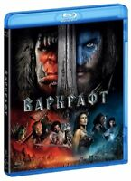 Warcraft (Blu-ray) Eng,Russian,Czech,Spanish,Portuguese,Hungarian,Polish,Turkish