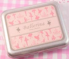 Cute Ballerina Rubber Stamp Set - DIY Craft Scrapbooking Card Making - UK SELLER