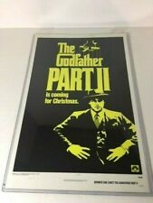 The Godfather Part 2 11x17 Movie Poster (1974)