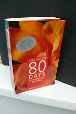 BUCH 80 DAYS DIE FARBE DER BEGIERDE VINA JACKSON FRAUEN EROTIK SEX ROMAN BOOK !!