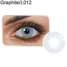 1 Pair Unisex Charming Big Eye Makeup Cosmetic Colour Contact Lenses Beauty Grac