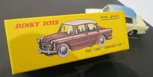 Dinky Toys  ATLAS  n°531 Fiat 1200 Grande vue 1/43 en boîte