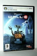 WALL-E GIOCO USATO BUONO STATO PC DVD VERSIONE ITALIANA GD1 41614