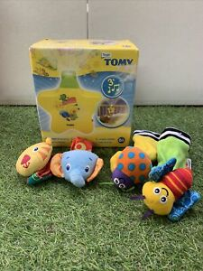 Lamaze Socks And Hand Puppets And Trust Tomy First Star Light
