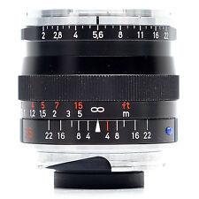 Zeiss 35mm f2.0 ZM Biogon Lens