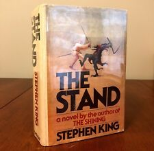 First Edition 1st Print The Stand Stephen King