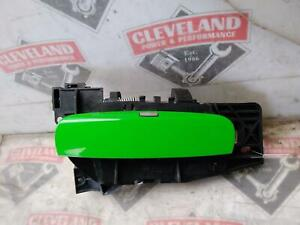 2011-2020 Dodge Charger OEM RH Right Passenger Front Door Handle Assembly Green