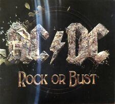 AC/DC - Rock Or Bust - CD digipak 3D