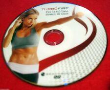 TURBO FIRE - FIRE 45 EZ CLASS + STRETCH 10 CLASS - DVD - BRAND NEW