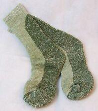 Men's Heavy Duty Winter Thermal Merino Wool BOOTS Socks Size 9-13 Green or Blue
