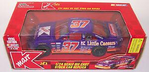 1996 Racing Champions 1:24 JOHN ANDRETTI #37 K-Mart Ford Thunderbird PROMO