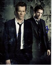 KEVIN BACON & JAMES PUREFOY Signed Autographed THE FOLLOWING Photo