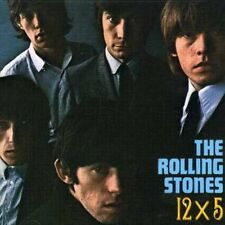 ROLLING STONES 12 X 5 REMASTERED CD NEW