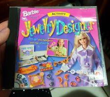 Barbie Jewelry Designer -   PC GAME - FREE POST *