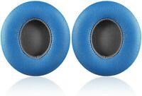 Ear Pad Cuscinetti Morbidi Cuffie Ricambio auricolari per Beats Solo 3 in Blu