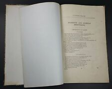 "Bound Copy of ""The Duddeston & Nechells Improvement Act"" 1845"