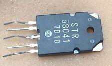 1 Pc. str58041 Sanken Hybride Voltage Régulateur zip5 NOS