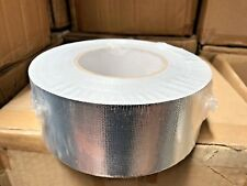 Aluminum-Glass Cloth backing Tape, HVAC/R Insulation, Vapor Barrier FREE SHIPPIN