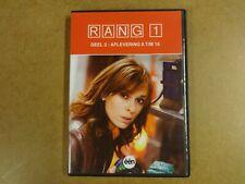 DVD / RANG 1 - DEEL 3 - AFLEVERING 8 T/M 10