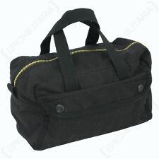 Negro del Ejército de Estados Unidos bolsa de herramientas-Bolsa de Lavado Holdall Pack militar americano Camping EE. UU. nuevo