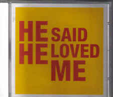 Reverend And The Makers-He Said He Loved Me cd maxi single